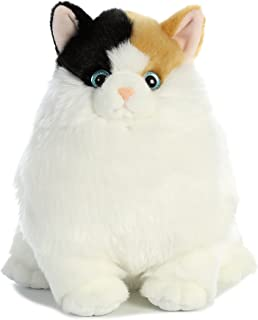 Aurora World Fat Cats Munchy Calico Plush