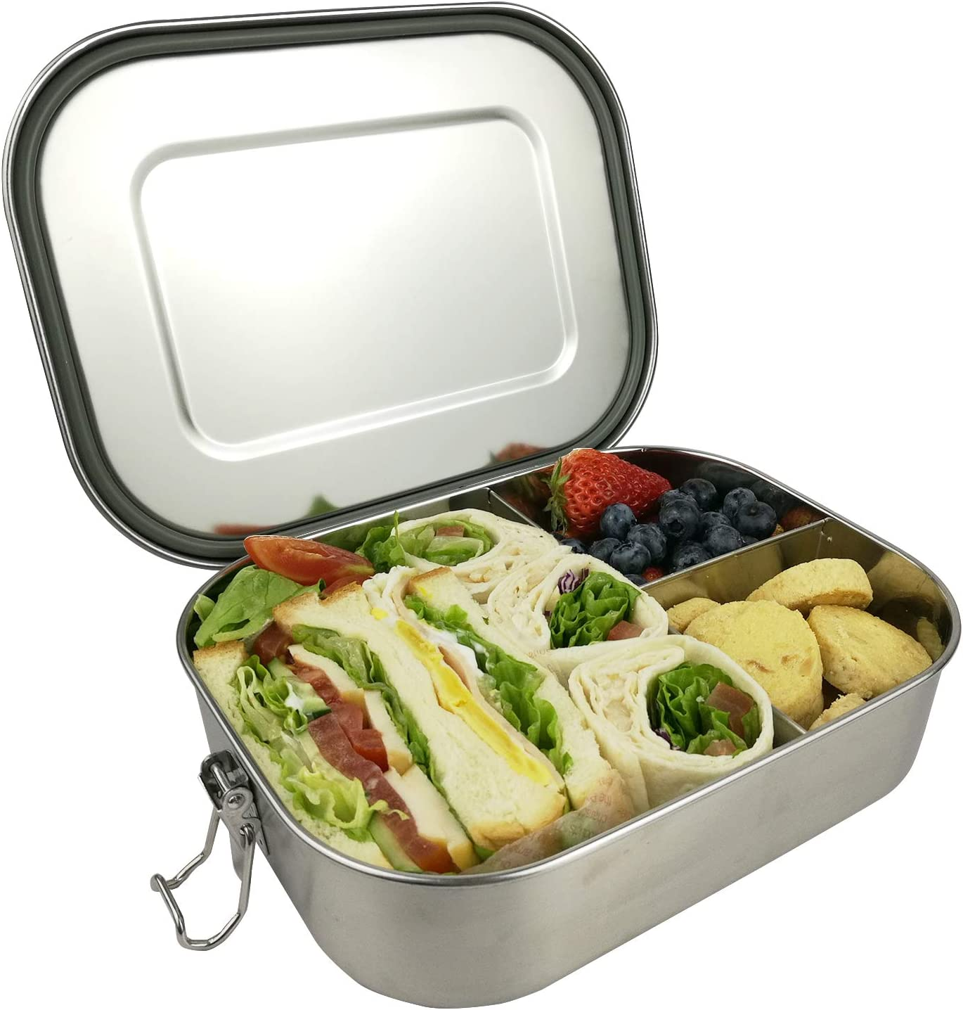Leak Proof Stainless New Free Shipping Steel Bento container For Al sold out. Kids Lunch