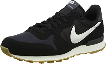 nike internationalist hombre negras