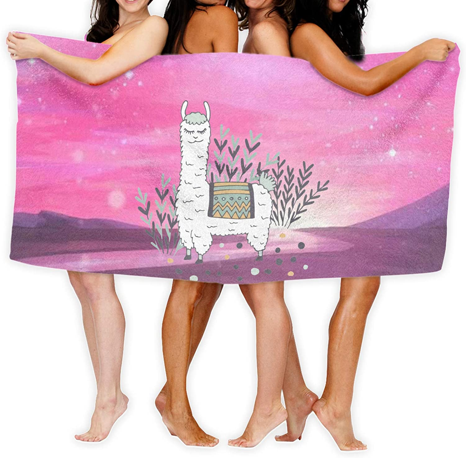 Alpaca Beach Towel 35% OFF We OFFer at cheap prices Bath Towels Absorbent Pre Fluffy Soft Blanket