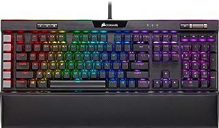 Teclado Mecânico Gamer Corsair K95 RGB Platinum XT Switch Cherry MX Speed US - CH-9127414-NA