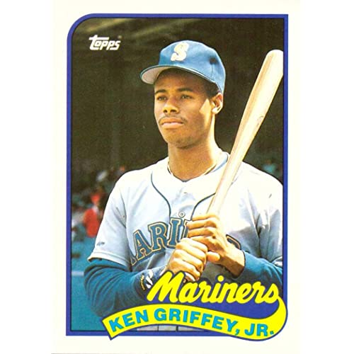 Ken Griffey Jr Rookie Cards Amazoncom