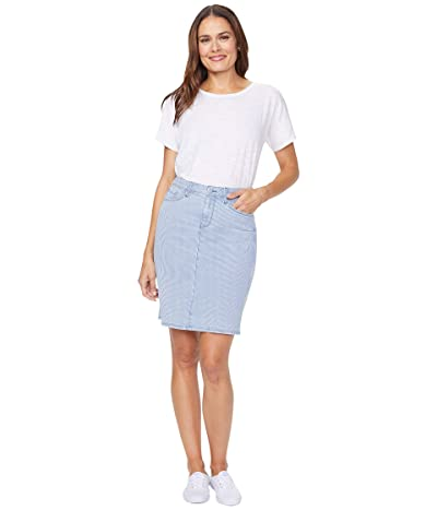 NYDJ Denim Skirt in Trella (Trella) Women
