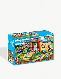 PLAYMOBIL - City Life Tiny Paws Pet Hotel playset