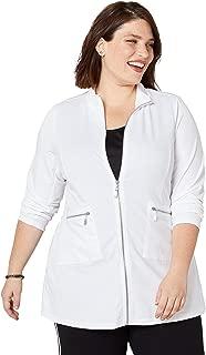 Avenue Women's Zip Front Jacket
