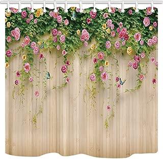 Best matching shower curtain and bath mat Reviews