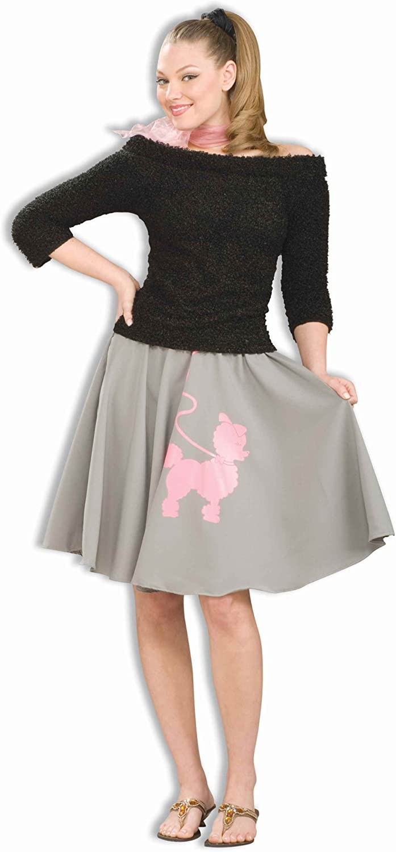 Very popular Forum Novelties Women's Fabulous 50's Swe Hop Black Spasm price Sock Costume