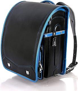 たくさんの改良を加えて ランドセル 男の子 特典多数 高級合皮 大容量 ワンタッチロック 軽量 japanese schoolbag A4フラットファイル対応 小学生通学鞄 6...