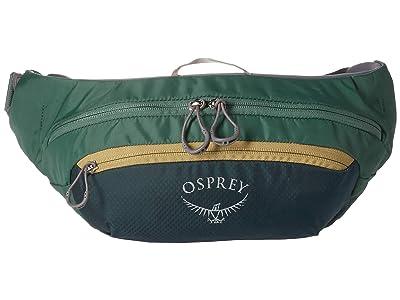 Osprey Daylite Waist Pack (Stone Grey/Sage Green) Bags