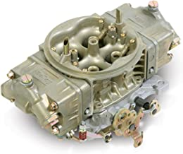 Holley 0-80528-1 Model 4150 High Performance 750 CFM Square Bore 4-Barrel Mechanical Secondary No-Choke Carburetor