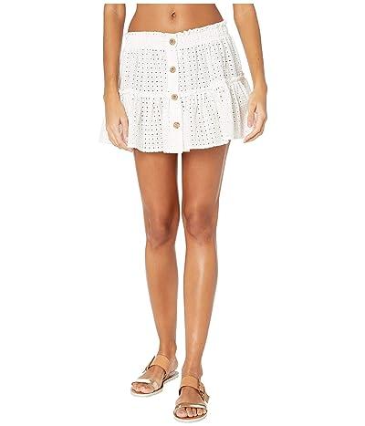 Eberjey Portola Nellie Skirt Cover-Up (Cloud) Women