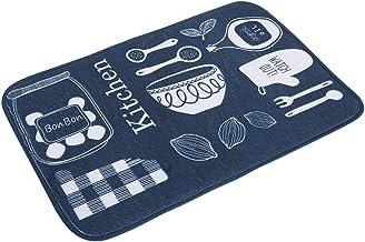 Doormat Non-Slip Barrier Mats Cartoon Breathable Carpet for Kitchen Entrance Bathroom 15.75'' x 23.6''(#3)