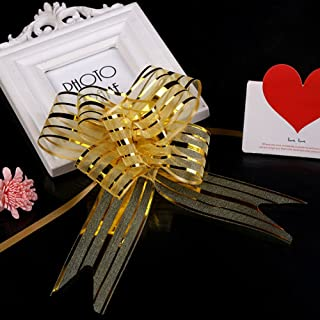 e4df2469c Cinta de regalo de 10 unidades, varios colores, lazo de lana, para boda