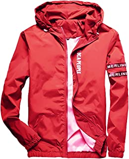 Men's Lightweight Breathable Jacket