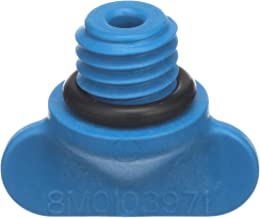 Quicksilver 806608Q01 Stern Drive or Inboard Engine Block or Manifold Plastic Drain Plug