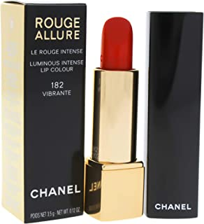 Chanel Rouge Allure Luminous Intense - 182 Vibrante, 3.5 g