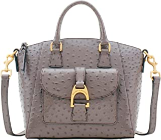 Best dooney bourke ostrich embossed satchel Reviews