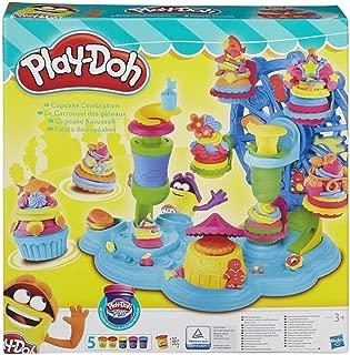Hasbro Playdoh B1855 Cupcake Festivali 4