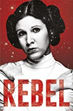 Star Wars Póster Rebel/Princess Leia [Carrie Fisher] (61cm x 91,5cm)