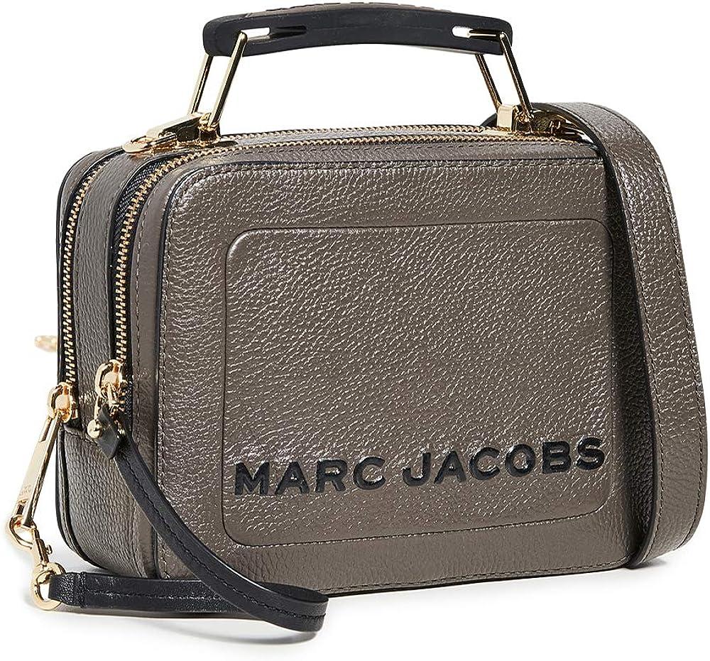 Marc jacobs mini borsa in pelle texturizzata  da donna M0014840-030