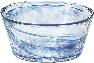 東洋佐々木ガラス めんつゆ ボウル 和がらす 青 φ11.5×5.3cm 41521