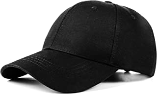 IZUS Solid Baseball Cap Adjustable - Unisex Modern Design