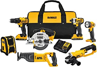 Best dewalt 18v xr set Reviews