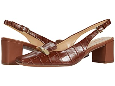 Naturalizer Kendry (Lodge Brown Glazed Croco) Women
