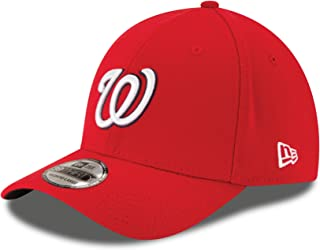 New Era Washington Nationals Baseball Cap Hat MLB Team Classic 39Thirty 10975391
