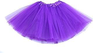Tutus for Girls & Teens (Tutu Skirt for 8-16 Years, 20 Colors)