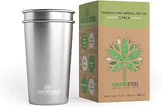 breville stainless steel milkshake cups