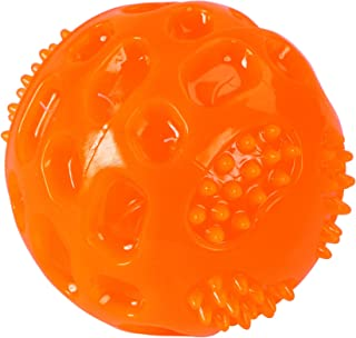 Kerbl 81483 Ball ToyFastic, Squeaky, diameter 6 cm, orange