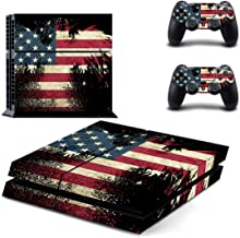 playstation 4 console skins