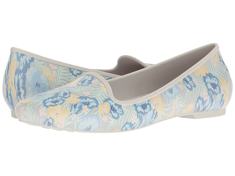 Crocs Eve Graphic (Floral/Gold) Women