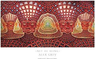 Alex Grey - Net of Being - Poster