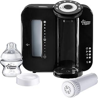 Tommee Tippee Perfect Prep flaskhållare för spädbarn, svart
