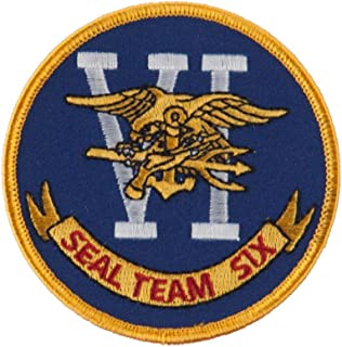 navy seal team six patch