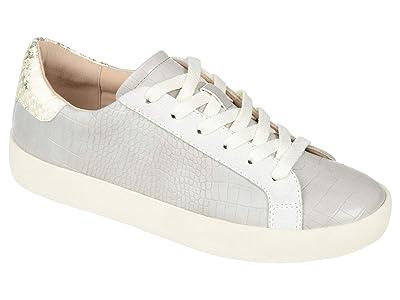 Journee Collection Comfort Foamtm Camila Sneakers (Grey) Women