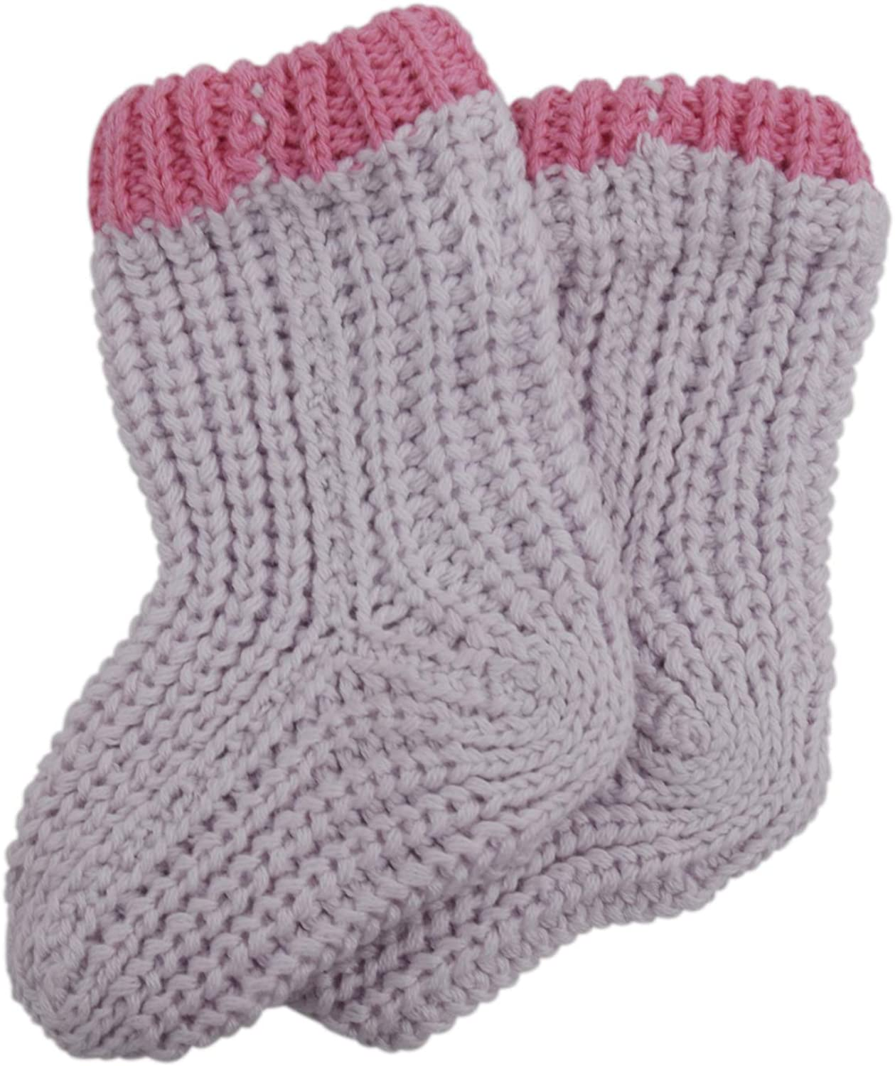Gireshome-Cozy Cotton Knitted Baby Socks-3.54