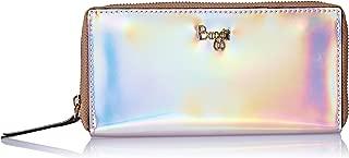 Baggit Women's Wallet (Silver)
