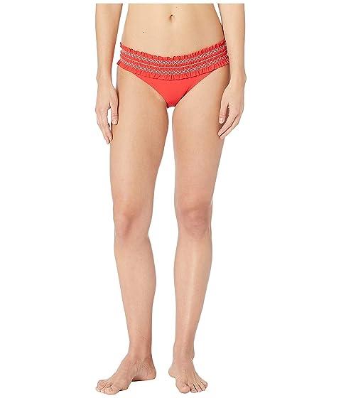 Tory Burch Swimwear Costa Hipster Bottoms