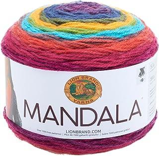 3d64e7349 Lion Brand Yarn Hilo Mandala, 525 – 200