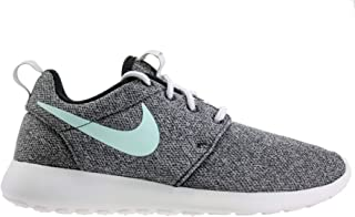 outlet store 5256e 5e255 Nike Womens Roshe One Running Shoes Oil Grey Igloo Summit White 844994-009