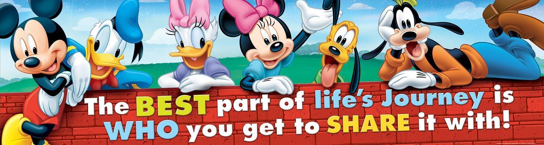 55% OFF Eureka Mickey Classroom Banner 45