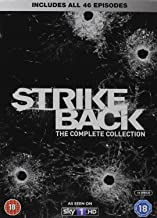 Strike Back - Complete Series 1-5 [DVD] by Richard Armitage