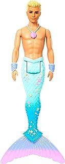 comprar comparacion Barbie Dreamtopia Muñeco Ken Tritón, regalo para niñas y niños 3-9 años (Mattel FXT23) , color/modelo surtido