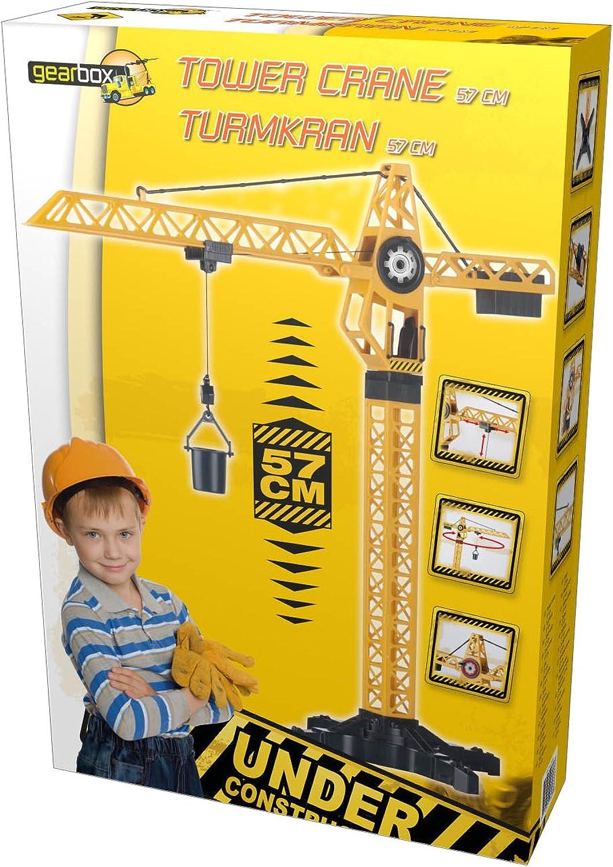 Gearscatola 57cm Crane costruzione Set