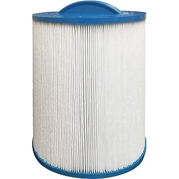 Guardian Pool Spa Filter Replaces Pleatco:PaS50SV-F2M, Unicel: 6CH-502, Filbur: FC-031 Artesian Spas,Majestic