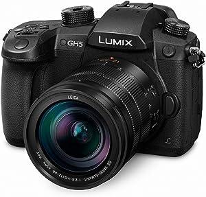 Panasonic LUMIX GH5 4K Mirrorless Camera