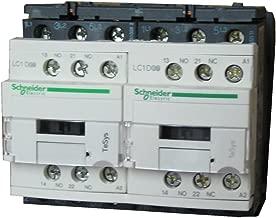 SCHNEIDER ELECTRIC Reversing Contactor 575-Vac 18A Iec LC2D18F7 Speeddrive 200-240Vac 4Hp,Atv212